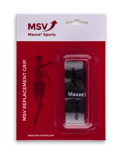 MSV SOFT-TAC REPLACEMENT GRIP (Perforated) | Grips/Accessories