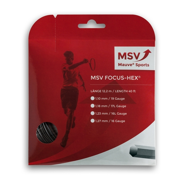MSV FOCUS HEX - 40' Set | Strings