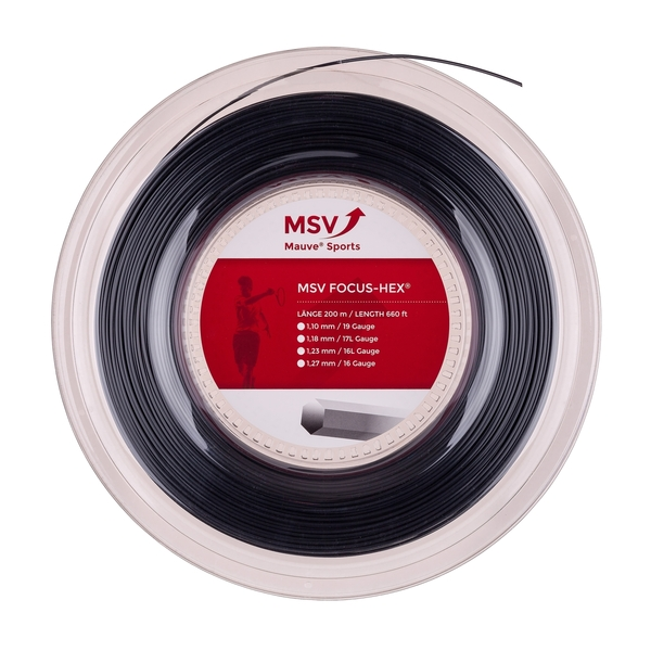 MSV FOCUS HEX - 660' Reel | Strings
