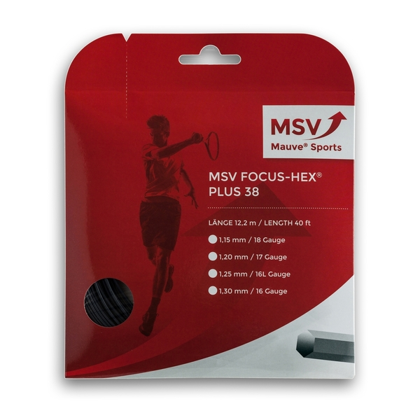 MSV Focus Hex +38 - 40' Set | Strings