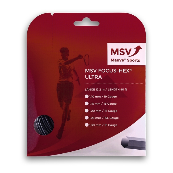 MSV Focus Hex Ultra - 40' Set | Strings